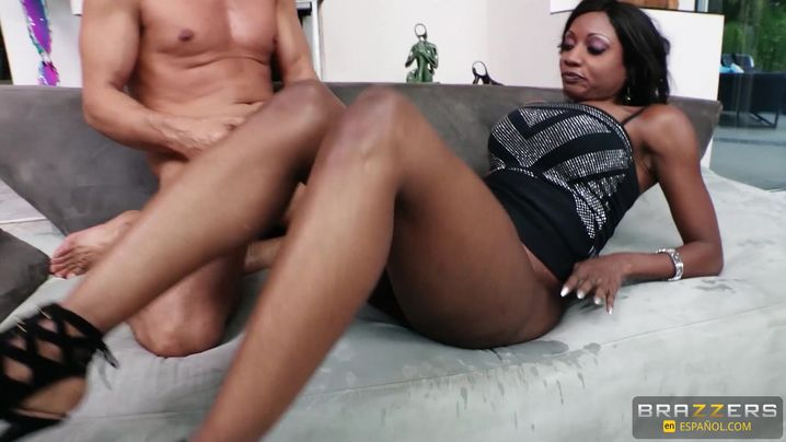 Adorable Diamond Jackson is desperate to get booty fucked in the bum