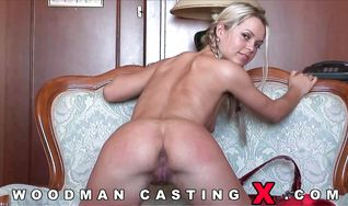 Romantic hottie got booty banged in a doggy style position and ended up with cum on her face
