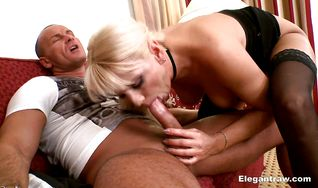 Prodigious lady Winnie can't decide if she likes to get fucked in the ass more than in her quim