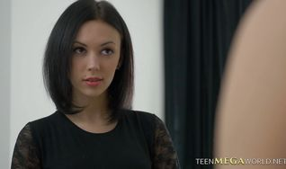 Sheri Vi likes rough anal sex because it excites her more than anything else